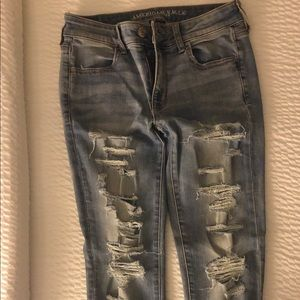 American Eagle Outfitters Super Stretch size 6